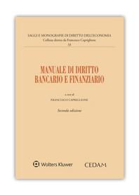 Manuale di Diritto Bancario e Finanziario di Capriglione