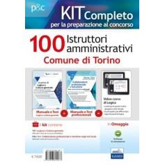 Concorso 100 Istruttori Amministrativi Comune di Torino Kit