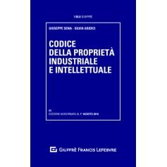 Codice della Proprieta' Industriale e Intellettuale di Giudici, Sena