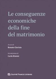 Conseguenze Economiche della Fine del Matrimonio di Clarizia