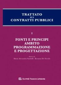 Trattato sui Contratti Pubblici Vol 1 di Sandulli, De Nictolis