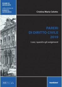Pareri di Diritto Civile 2019 di Celotto