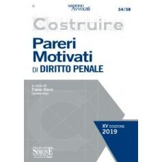 Costruire Pareri Motivati di Diritto Penale di Visco