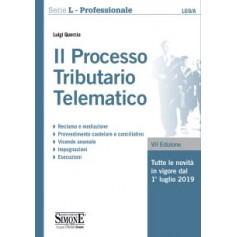 Il Processo Tributario Telematico di Quercia