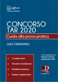 Concorso TAR 2020 Guida alla Prova Pratica di Tarantino