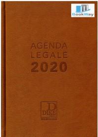 agenda legale 2020 - maior