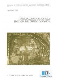 introduzione critica alla teologia del diritto canonico