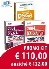kit 2004 d.s.g.a.