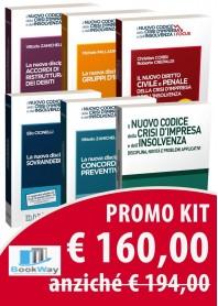 kit 1 - nuovo codice della crisi d'impresa e dell'insolvenza