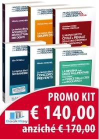 kit 2 - nuovo codice della crisi d'impresa e dell'insolvenza