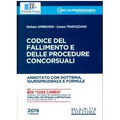 codice del fallimento e delle procedure concorsuali