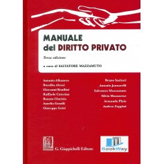 manuale del diritto privato