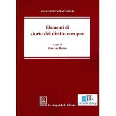 elementi di storia del diritto europeo