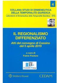 regionalismo differenziato (il)