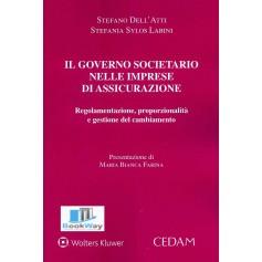 governo societario nelle imprese di assicurazione (il)