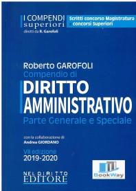 diritto amministrativo parte generale e speciale diritto amministrativo parte generale e speciale 2019 -2020