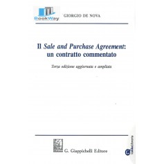sale and purchase agreement: un contratto commentato (il)