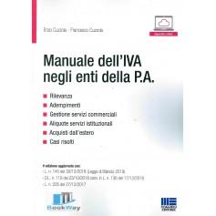 manuale dell'iva negli enti della p.a.
