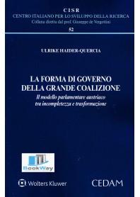 forma di governo della grande coalizione