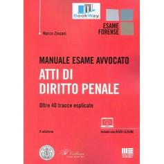 manuale esame avvocato - atti di diritto penale