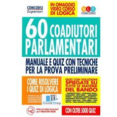 60 coadiutori parlamentari