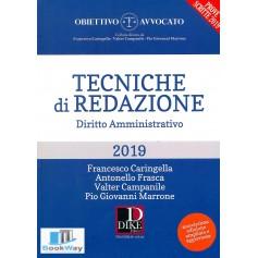 tecniche di redazione 2019 - diritto amministrativo