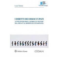 diritti dei disoccupati (il) - le politiche per il lavoro e il welfare dal jobs act al reddito