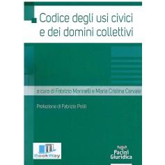 codice degli usi civili e dei domini collettivi