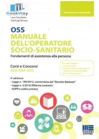 oss manuale dell'operatore socio-sanitario