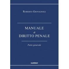 Manuale di Diritto Penale Parte Generale di Giovagnoli