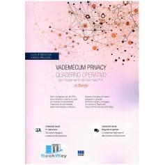 vademecum privacy. quaderno operativo 52019 - per il trattamento dei dati nella p.a