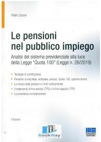 pensioni nel pubblico impiego