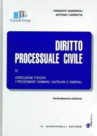diritto processuale civile 4