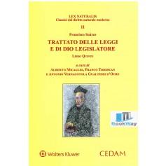 trattato delle leggi e di dio legislatore