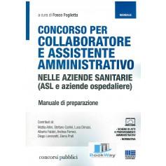 concorso per collaboratore e assistente amministrativo nelle aziende sanitarie ( asl e aziende ospedaliere)