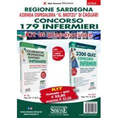 Concorso 179 Infermieri Regione Sardegna Azienda Ospedaliera G. Brotzu di Cagliari Kit