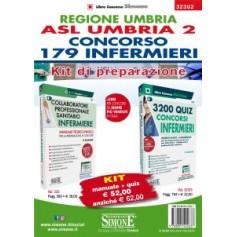 Concorso 179 Infermieri Regione Umbria ASL Umbria 2 Kit