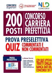 200 posti concorso carriera prefettizia