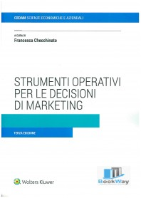 STRUMENTI OPERATIVI PER LE DECISIONI DI MARKETING