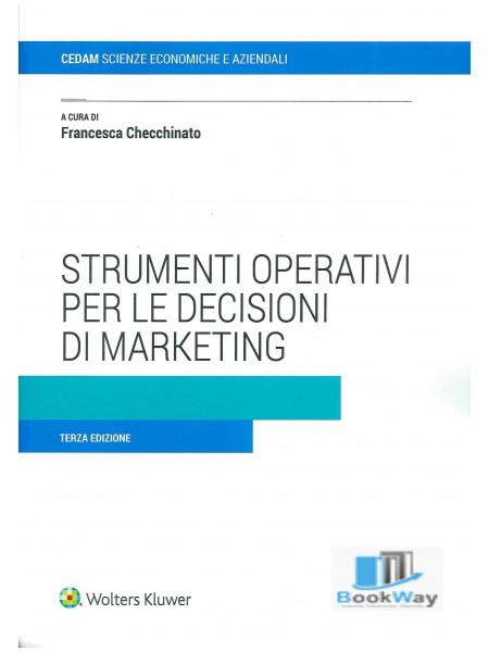 strumenti operativi per le decisioni di marketing
