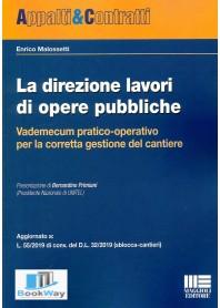 DIREZIONE LAVORI DI OPERE PUBBLICHE.