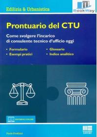 PRONTUARIO DEL CTU