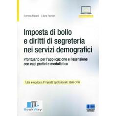 imposta di bollo e diritti di segreteria nei servizi demografici