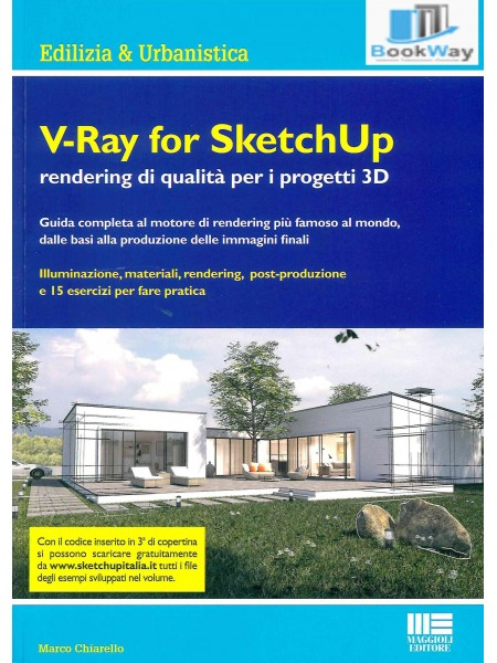 v-ray for sketchup.
