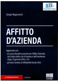 AFFITTO D'AZIENDA