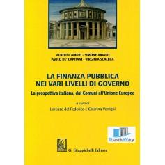 finanza pubblica nei vari livelli di governo (la)