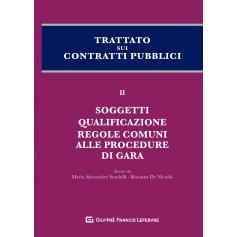 Trattato sui Contratti Pubblici Vol 2 di Sandulli, De Nictolis