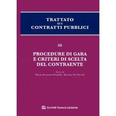 Trattato sui Contratti Pubblici Vol 3 di Sandulli, De Nictolis