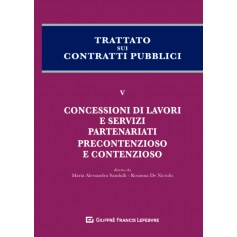 Trattato sui Contratti Pubblici Vol 5 di Sandulli, De Nictolis