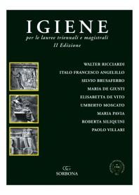 Igiene Lauree Triennali e Magistrali di Ricciardi, Angelillo, Brusaferro, De Giusti, De Vito, Moscato, Pavia, Siliquini, Villari